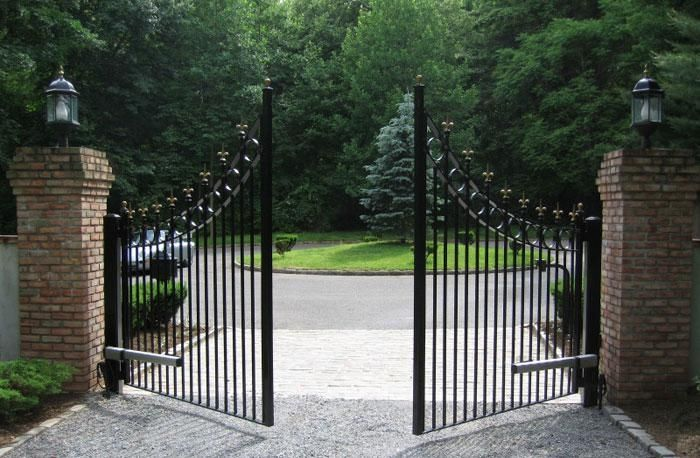 Swing gate operators alfamatic doors